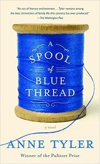 Spool Of Blue Thread A Exp