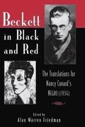 Beckett in Black and Red