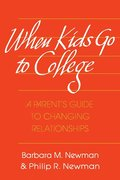 When Kids Go to College