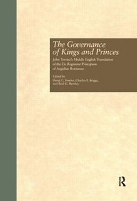 The Governance of Kings and Princes