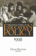 Brookings Papers on Education Policy: 1998