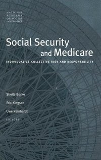 Social Security and Medicare - Sheila P Burke 4a0f78791c453