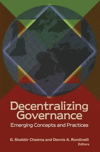 Decentralizing Governance