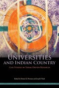 Universities and Indian Country