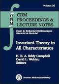 Invariant Theory in All Characteristics