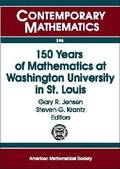 150 Years of Mathematics at Washington University in St. Louis