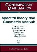 Spectral Theory and Geometric Analysis