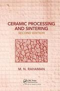 Ceramic Processing and Sintering