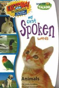 My First Spoken Words - Animals