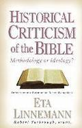 Historical Criticism of the Bible