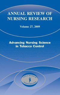 Annual Review of Nursing Research, Volume 27, 2009