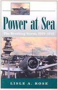 Power at Sea v. 2; Breaking Storm, 1919-1945