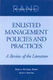Enlisted Management Policies and Practices
