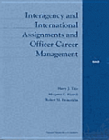 Interagency And International Assignments And Officer Career Management