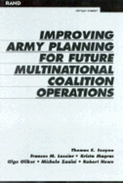 Improving Army Planning for Future Multinational Coalition Operations
