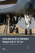 Setting Requirements for USAF Maintenance Manpower