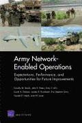 Army Network-Enabled Operations