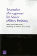 Succession Management for Senior Military Positions