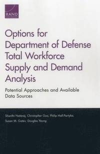 Options for Department of Defense Total Workforce Supply and Demand Analysis