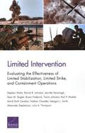 Limited Intervention