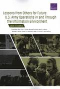 Lessons from Others for Future U.S. Army Operations in and Through the Information Environment