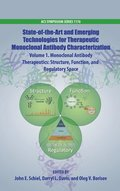 State-of-the-Art and Emerging Technologies for Therapeutic Monoclonal Antibody Characterization Volume 1.