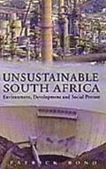 Unsustainable South Africa
