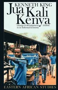 Jua Kali Kenya - Change and Development in an Informal Economy, 1970-95