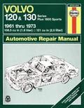 Volvo 120 and 130 Series Owner's Workshop Manual