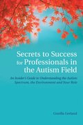 Secrets to Success for Professionals in the Autism Field