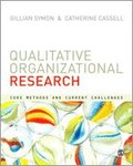 Qualitative Organizational Research