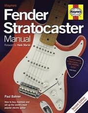 Fender Stratocaster Manual, 2nd Edition