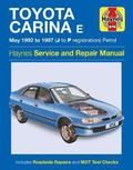 Toyota Carina E Service and Repair Manual