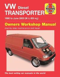 VW Transporter Diesel (T4) Service and Repair Manual