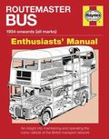 Routemaster Bus Owners' Enthusiasts' Manual