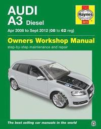 Audi A3 Diesel Owner's Workshop Manual
