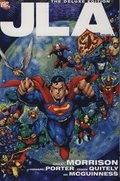 JLA Deluxe Edition: v. 4