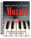 Wolfgang Amadeus Mozart: Sheet Music for Piano