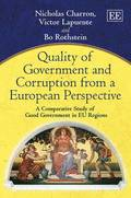 Quality of Government and Corruption from a European Perspective