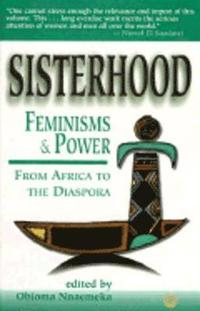 Sisterhood, Feminisms And Power In Africa