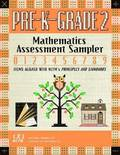 Mathematics Assessment Sampler Pre-K- Grade 2