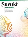 Suzuki Cello School, Vol 1: Piano Acc.