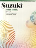 Suzuki Cello School, Vol 2: Piano Acc.