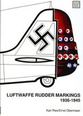 Luftwaffe Rudder Markings 1936-1945