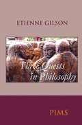 Three Quests in Philosophy