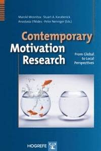 trends and prospects in motivation research efklides anastasia kuhl j sorrentino r m