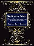 The Barstow Printer