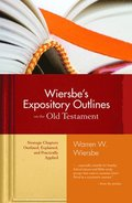 Wiersbe's Expository Outlines