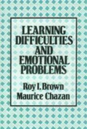 Learning Difficulties and Emotional Problems