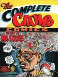 The The Complete Crumb Comics: Volume 4 The Complete Crumb Comics Vol.4 Mr.Sixties